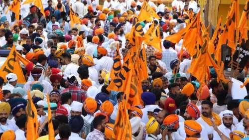 Farmers Protest: कृषि कानूनों पर अकाली दल का हल्ला बोल, दिल्ली में कई जगहों पर लगा जाम
