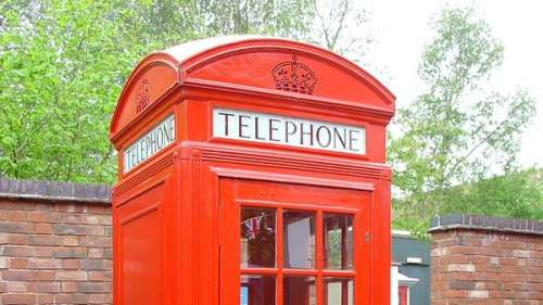 UK's first prototype telephone box gets an upgraded status