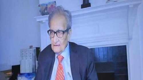 Amartya Sen on Marxism