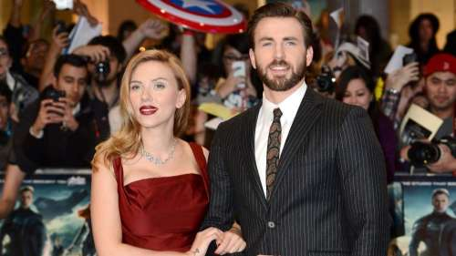 Chris Evans and Scarlett Johansson to team up for adventure film 'Ghosted' for Apple
