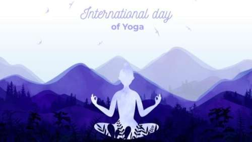 International Day of Yoga 2021: 'Yoga for well-being'