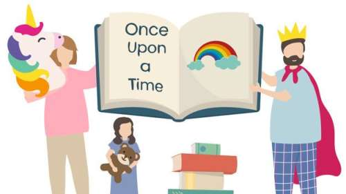 Can story telling help heal hospitalised children?