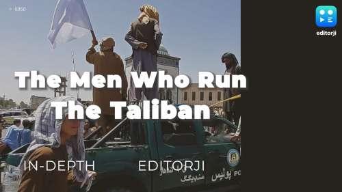 In-Depth: The men who run the Taliban