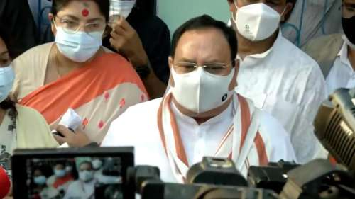 पश्चिम बंगाल पहुंचे BJP चीफ जेपी नड्डा, बोले- भारत के बंटवारे में हुई थी ऐसी हिंसा
