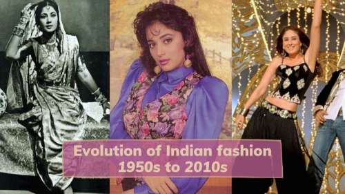 India@75 | Evolution of Indian fashion through the decades: 1960s to 2010s