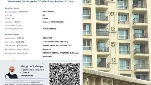 Mumbai vaccine scam: Fraudsters generate fake certificates, 4 arrested   BOOM   Covid-19 vaccine