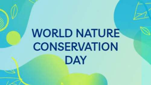 World Nature Conservation Day: Become sustainable today, for a stress-free tomorrow