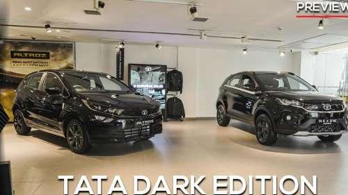 Tata's ultimate dark edition