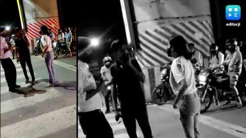 Lucknow Viral Video: युवक को पीटने वाली लड़की के खिलाफ दर्ज हुई FIR, पुलिस कर रही है जांच