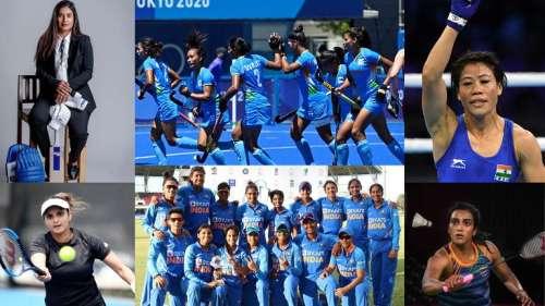 India@75: Indian sportswomen who dominate their sports