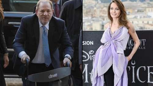 Harvey Weinstein rubbishes Angelina Jolie's assault claim, says it is 'brazenly untrue'