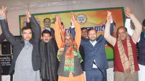 दिल्ली: चुनाव प्रचार के लिए BJPउतारेगी 49 चुनावी रथ