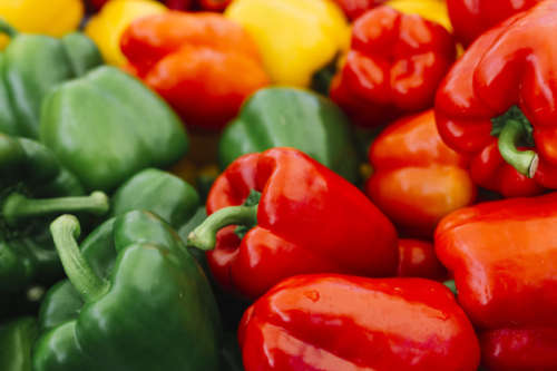 Benefits of bell peppers