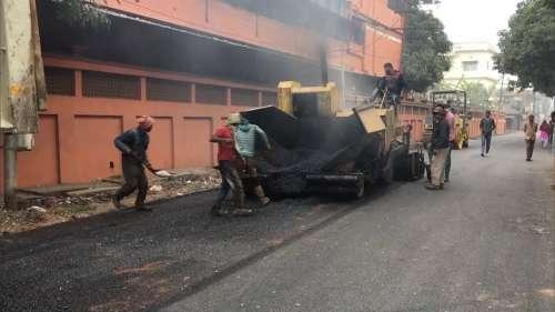 त्रिपुरा में प्लास्टिक कचरे से बनी पहली सड़क, CM बिप्लब देब ने किया उद्घाटन