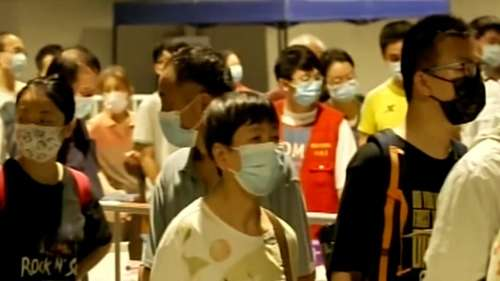 Delta Variant hits China in one of its largest outbreaks; global woes deepen