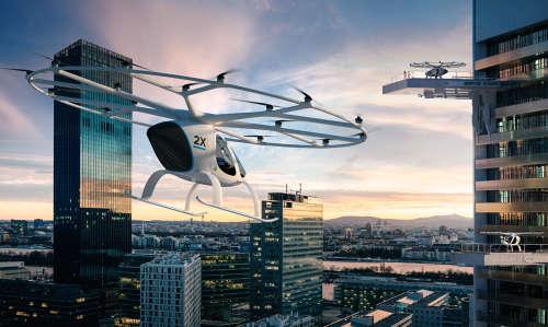 """e-VTOLS- """"Flying cars"""""""