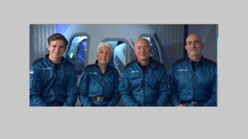 Jeff Bezos Space Trip: कुछ देर में अंतरिक्ष की सैर पर निकलेंगे जेफ़ बेज़ोस, जानें कितने बजे भरेंगे उड़ान