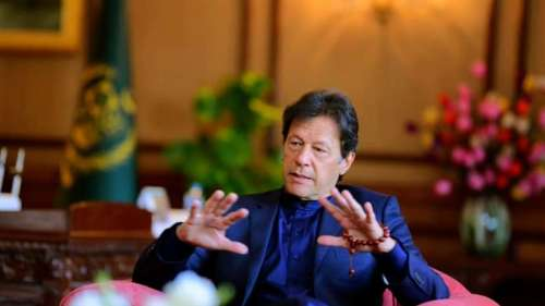 Imran on Taliban: पाकिस्तानी PM बोले- तालिबान भी हमारी तरह आम नागरिक हैं