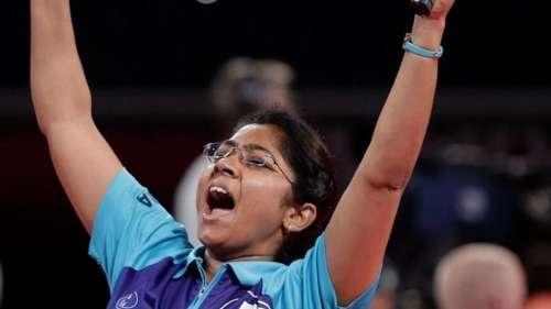 Tokyo Paralympics: India's Bhavinaben Patel brings home historic silver