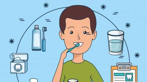 Oral care reduces severity