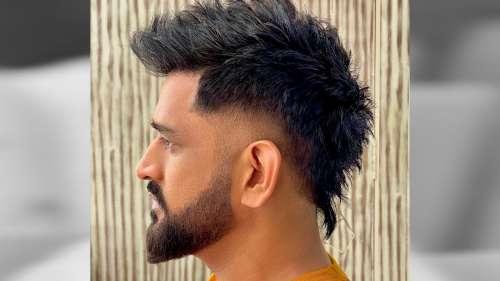 Dhoni's New Haircut: नए लुक में नजर आए 'कैप्टन कूल', सोशल मीडिया पर VIRAL हुईं तस्वीरें