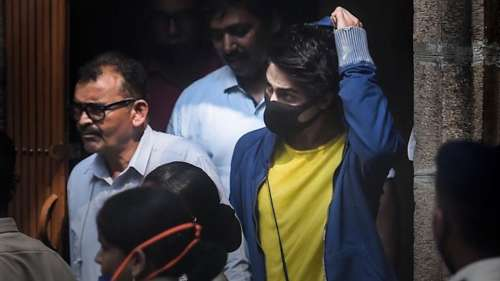 Mumbai drugs case: Aryan Khan's lawyer says his Whatsapp chats were on football