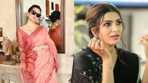 Samantha Ruth Prabhu cheers Kangana Ranaut for Dhaakad