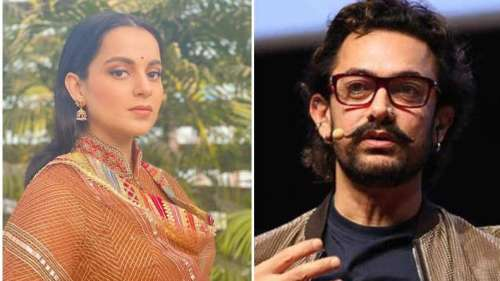 Kangana Ranaut blames 'divorce expert' Aamir Khan as Samantha & Naga Chaitanya announce separation