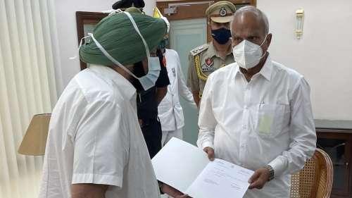 Amrindar Singh resigns: কংগ্রেসের ফাটল আরো চওড়া, ইস্তফা দিলেন পাঞ্জাবের মুখ্যমন্ত্রী অমরিন্দর সিং
