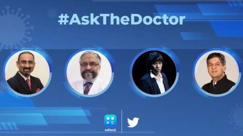 Ask The Doctor | India's top doctors answer all your Covid-related FAQs