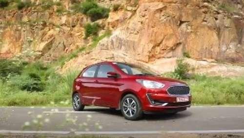 Ford Figo automatic review
