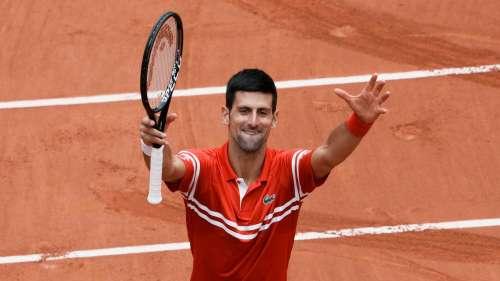 French open: खिताब जीतने पर जोकोविच को सचिन-लक्ष्मण ने दी बधाई