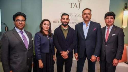 'The whole country is open': Ravi Shastri defends his book launch event in UK