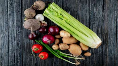 Chomp on these foods raw to get all that nutritional goodness!