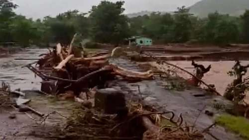 Maharashtra: over 120 dead in rain-related incidents, several missing