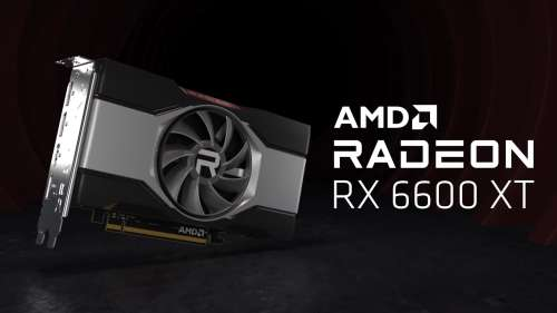 AMD Radeon RX 6600 XT graphics card announced for 1080p gaming