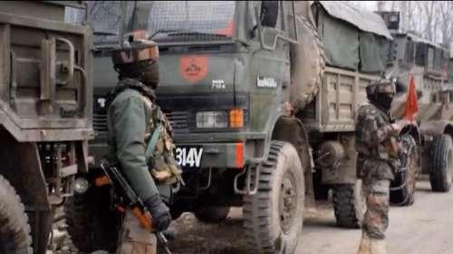 J&K के सोपोर में सुरक्षाबलों ने 2 आतंकियों को किया ढेर, गोला-बारूद और हथियार बरामद