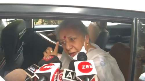 Punjab: Ambika Soni refuses to be CM as Congress decides on Amarinder's replacement