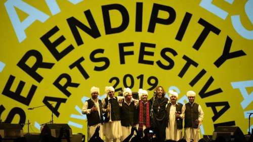 Serendipity Arts Festival launches a new digital experience