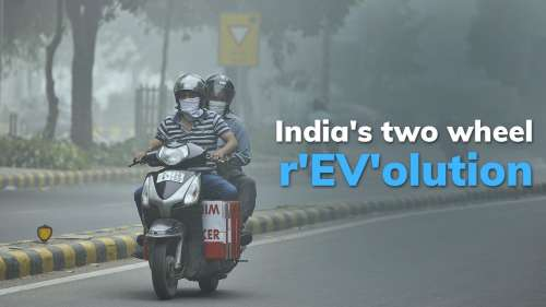 On Biz Buzz | India's Two Wheeler R'EV'olution