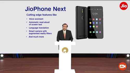 Report: JioPhone Next pre-bookings could go live from next week, check price and specs