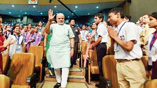 As NEP turns 1 PM Modi says policy will help in creation of new India