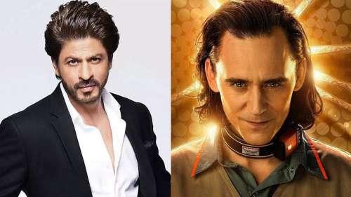 Shah Rukh Khan responds to Tom Hiddleston's'Bollywood = SRK'comment