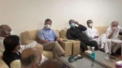 Monsoon Session: राहुल का केन्द्र पर वार, कहा- संसद का समय बर्बाद न करो, चर्चा होने दो