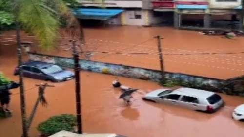 Maharashtra Rain: प्रदेश में आफत बनी बरसात, चिपलून-कोंकण और मुंबई से सटे कई इलाकों में बाढ़ जैसे हालात