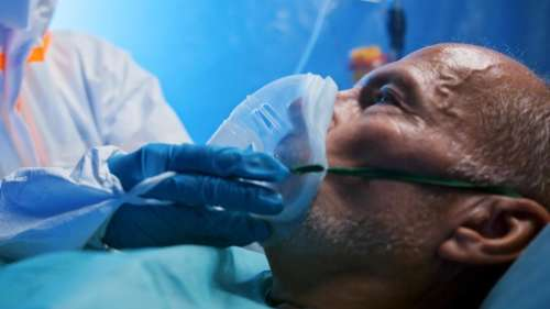 1 in 3 Covid patients on ventilator show symptoms of PTSD: study