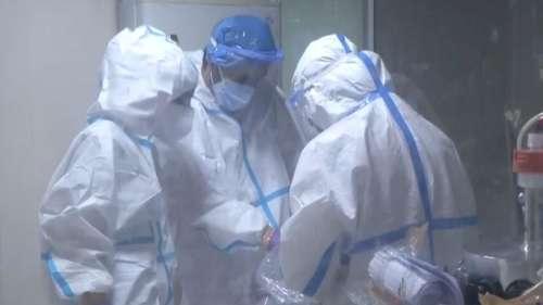 कमजोर पड़ रही है दूसरी लहर: 67 हजार नए केस, 3819 मरीजों की मौत