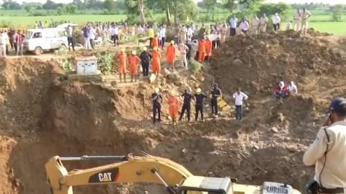 11 dead in MP well tragedy, 'anguished' PM offers condolence