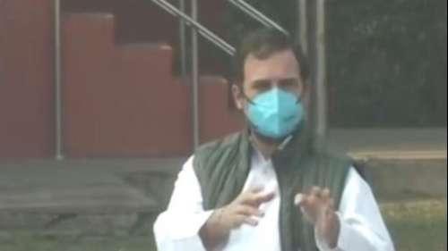 राहुल ने ट्विटर पर पूछा- कौन सा है भारत सरकार का सबसे कुशल मंत्रालय