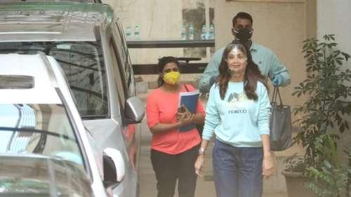 Shilpa Shetty: पोर्नोग्राफी केस में शिल्पा शेट्टी से पुलिस ने की पूछताछ, राज कुंद्रा भी थे साथ